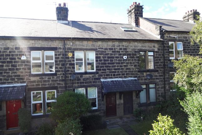 Thumbnail Terraced house to rent in Rose Terrace, Horsforth, Leeds