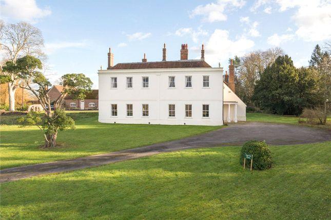 Thumbnail Country house for sale in Egerton House Road, Egerton, Ashford, Kent