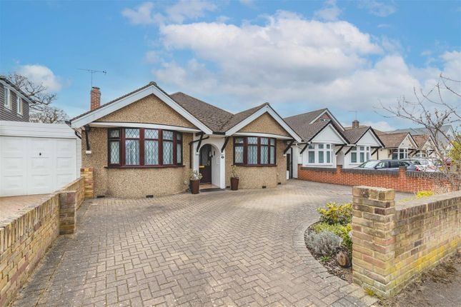 Thumbnail Detached bungalow for sale in St. Andrews Crescent, Windsor
