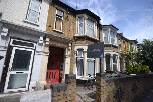 Thumbnail Flat to rent in Warren Road, London