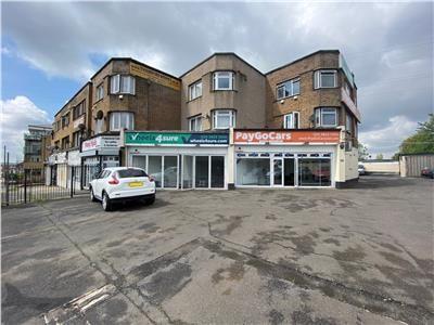 Thumbnail Retail premises to let in 300-302 Westwood Lane, Blackfen, Sidcup, Kent