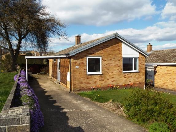 Thumbnail Bungalow for sale in Charles Avenue, Halifax, West Yorkshire