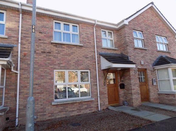 Thumbnail Town house to rent in The Close, Waringstown, Craigavon