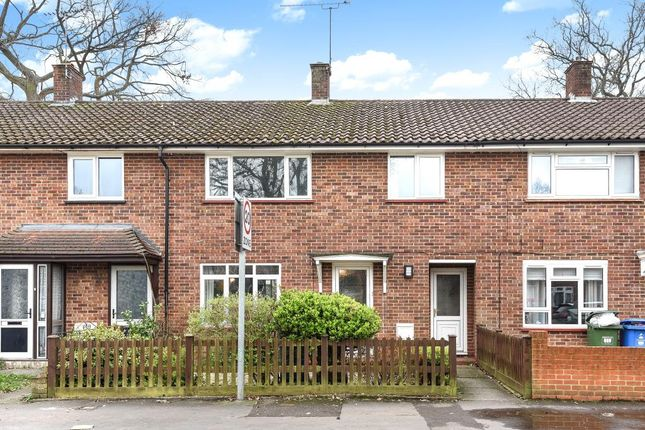 Thumbnail Terraced house to rent in Priestwood, Bracknell