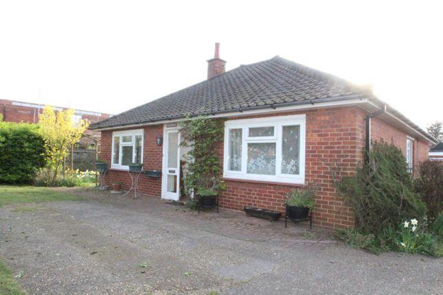 Thumbnail Bungalow to rent in Leiston Road, Aldeburgh