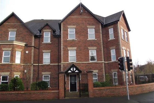 Thumbnail Flat to rent in Farriers Way, Poulton-Le-Fylde