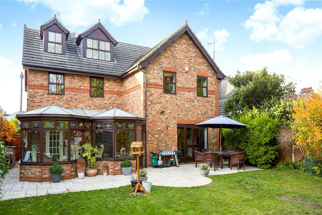 Thumbnail Detached house for sale in Matham Road, East Molesey, Surrey
