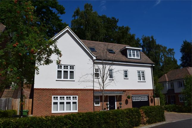 Thumbnail Detached house for sale in Westerdale Drive, Frimley, Camberley, Surrey