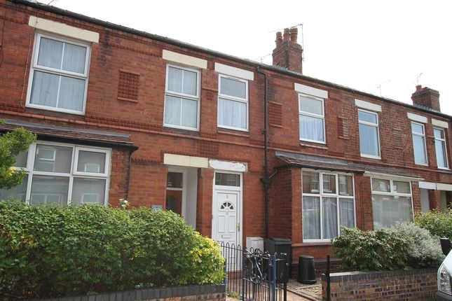 Thumbnail Terraced house to rent in Clare Avenue, Chester, Cheshire