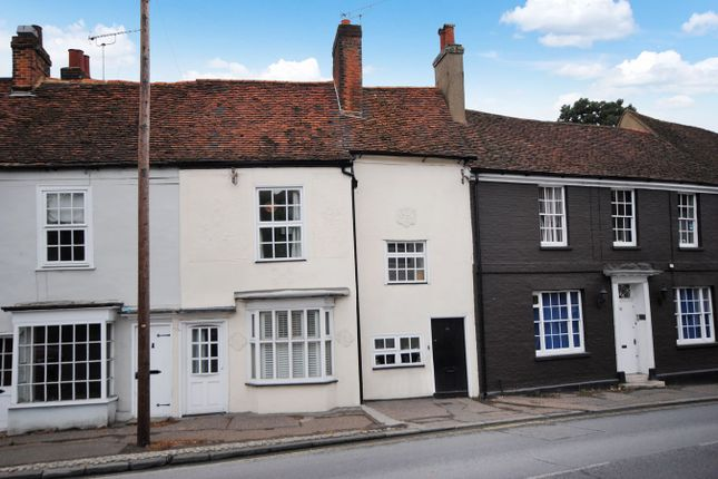 Thumbnail Terraced house for sale in High Street, Great Baddow, Chelmsford