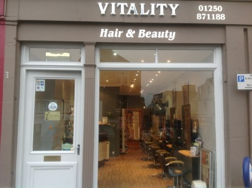 Thumbnail Retail premises for sale in Blairgowrie, Perth And Kinross