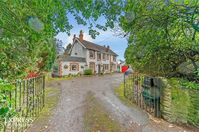 Thumbnail Detached house for sale in Watling Street North, Church Stretton, Shropshire