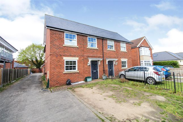 Thumbnail Semi-detached house for sale in Station Road, Tiptree, Essex