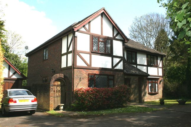 Thumbnail Detached house for sale in Meon Close, Tadworth