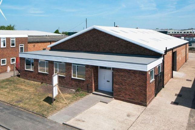 Light industrial to let in Unit 3 Bilton Road Industrial Estate, Manor Road, Erith, Kent