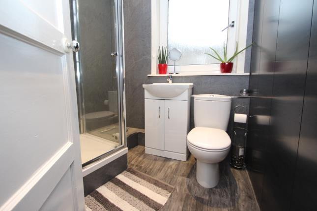 Shower Room of Sir Michael Street, Greenock, Inverclyde PA15