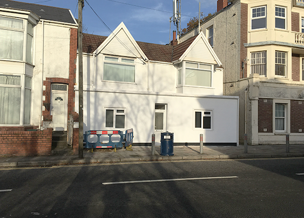 Thumbnail Shared accommodation to rent in Dilwyn Road, Sketty, Swansea