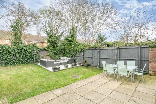Garden of Lincoln Road, Blacon, Chester, Cheshire CH1