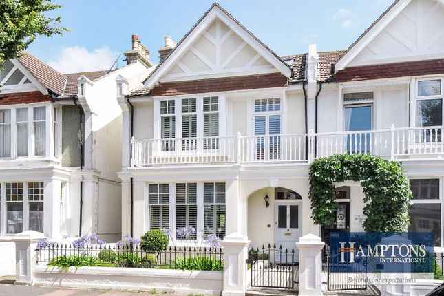 Thumbnail Semi-detached house to rent in Carlisle Road, Hove