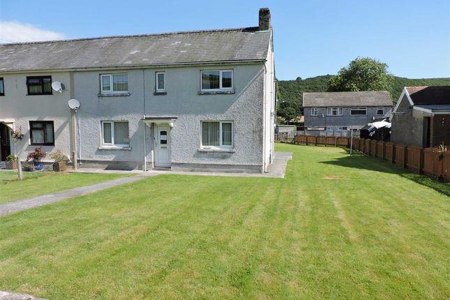 Thumbnail Semi-detached house for sale in Bro Rhydybont, Rhydybont, Llanybydder