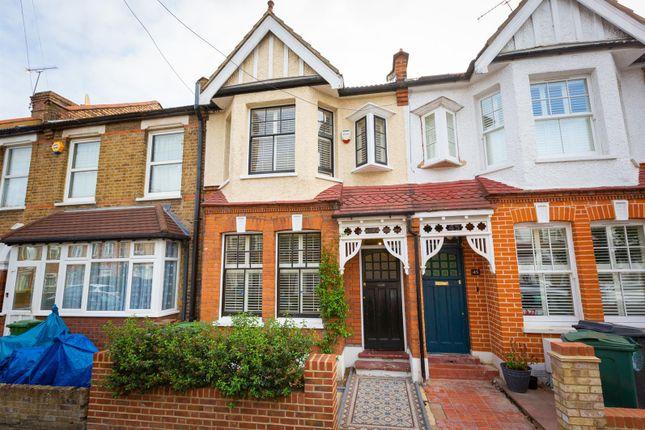 Thumbnail Terraced house for sale in Marten Road, London