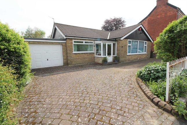 Thumbnail Bungalow for sale in Cromwell Road, Bramhall, Stockport