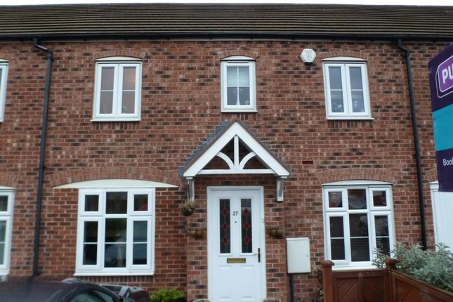 Thumbnail Town house to rent in Tatton Lane, Thorpe On The Hill, Wakefield, West Yorkshire