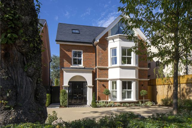Thumbnail Detached house for sale in West Hill Place, West Hill Road, London