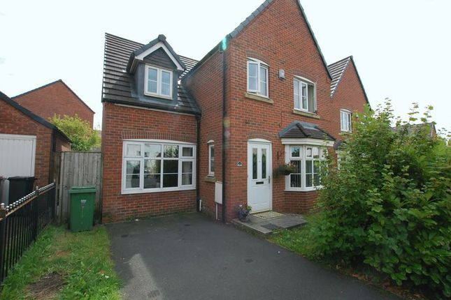 Thumbnail Detached house for sale in Lord Street, Little Lever, Bolton