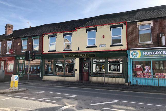 Thumbnail Flat to rent in 495B Hartshill Road, Hartshill, Stoke-On-Trent, Staffordshire
