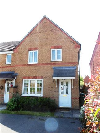 Thumbnail Semi-detached house to rent in Johnson Drive, Scunthorpe