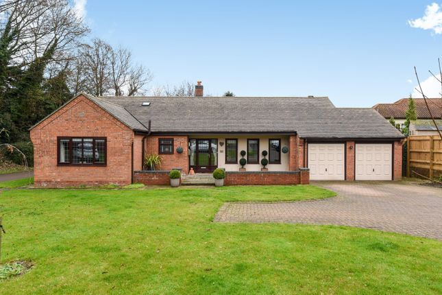 Thumbnail Detached bungalow for sale in Woodvale Rise, Louth