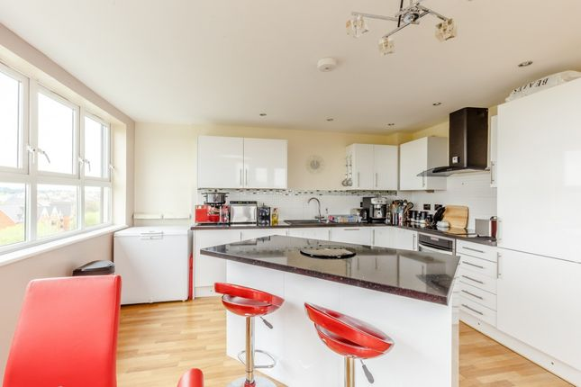 Thumbnail Flat for sale in Britannia House, Bedford, Bedford