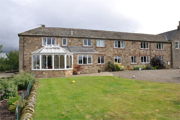 Thumbnail Barn conversion for sale in Farnley Gate House, Farnley, Riding Mill