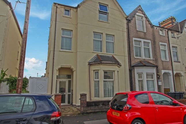 Thumbnail Flat for sale in Northcote Street, Roath, Cardiff