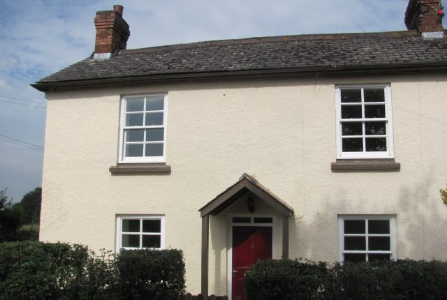 Thumbnail Cottage to rent in Hele, Exeter