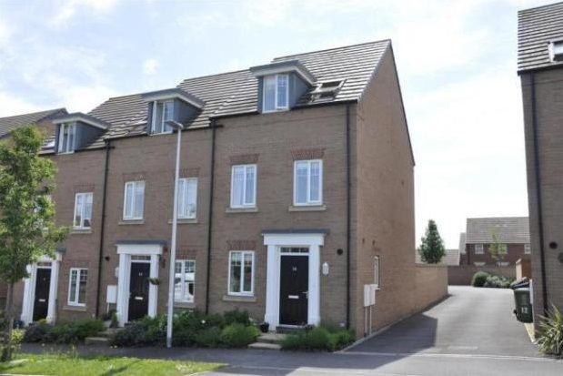 Thumbnail Property to rent in Peppercombe Avenue, Exeter