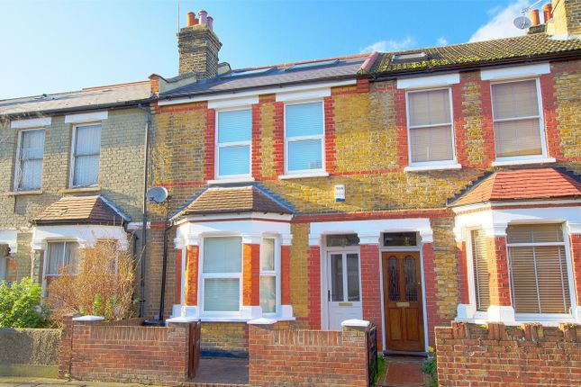 Thumbnail Terraced house for sale in Chamberlain Road, London