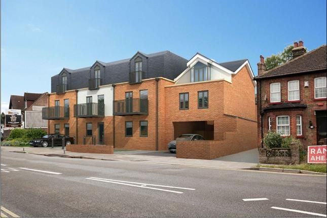 Thumbnail Commercial property for sale in 409 -411 Croydon Road, Caterham, Surrey