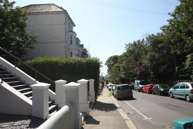 View To The Sea of Kenilworth Road, St. Leonards-On-Sea, East Sussex TN38