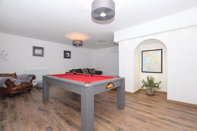 Family Room of Upton Cross, Liskeard, Cornwall PL14