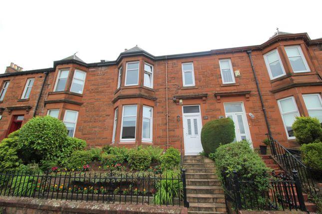 Thumbnail Terraced house for sale in Watson Avenue, Glasgow