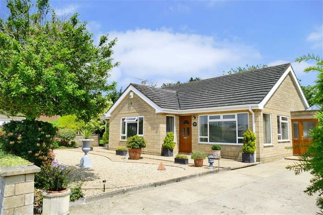 Thumbnail Detached bungalow for sale in Castlefields, Calne