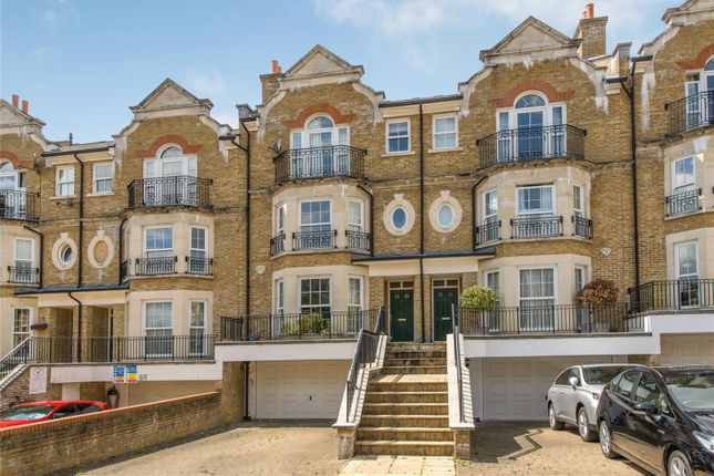 Thumbnail Terraced house for sale in Southlands Drive, Wimbledon, London