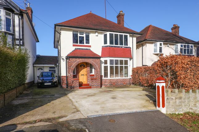 Detached house for sale in Whirlowdale Road, Sheffield