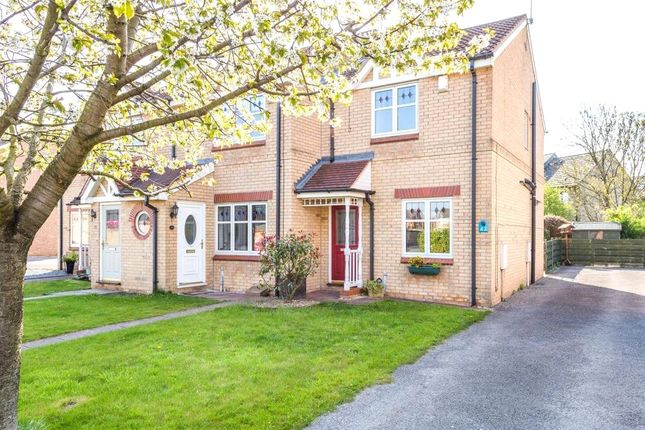 Thumbnail Semi-detached house to rent in Tamworth Road, York