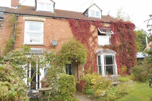 Thumbnail End terrace house for sale in Church Lane, Old Brookend, Berkeley