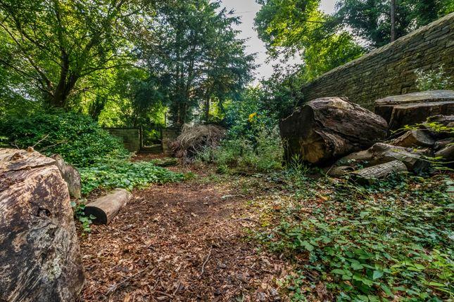 Garden of Thirstin Road, Honley, Holmfirth HD9