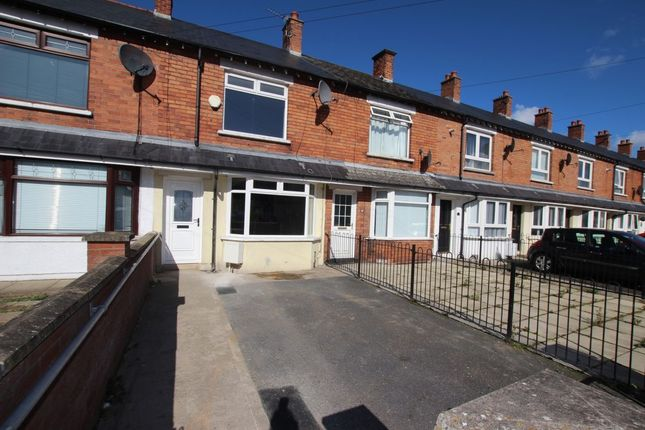 Thumbnail Terraced house to rent in York Crescent, Belfast