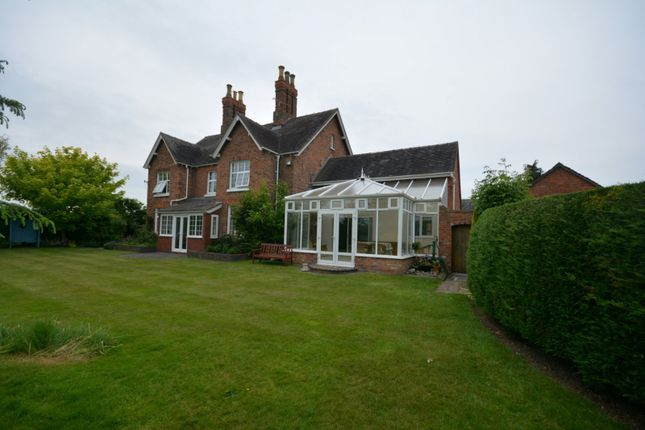 Thumbnail Property to rent in Welshmans Lane, Henhull, Nantwich